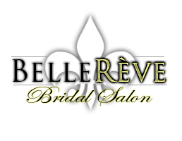 Belle Reve Bridal Salon Logo Design