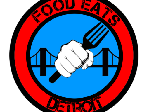 Food Eats Detroit Logo Design