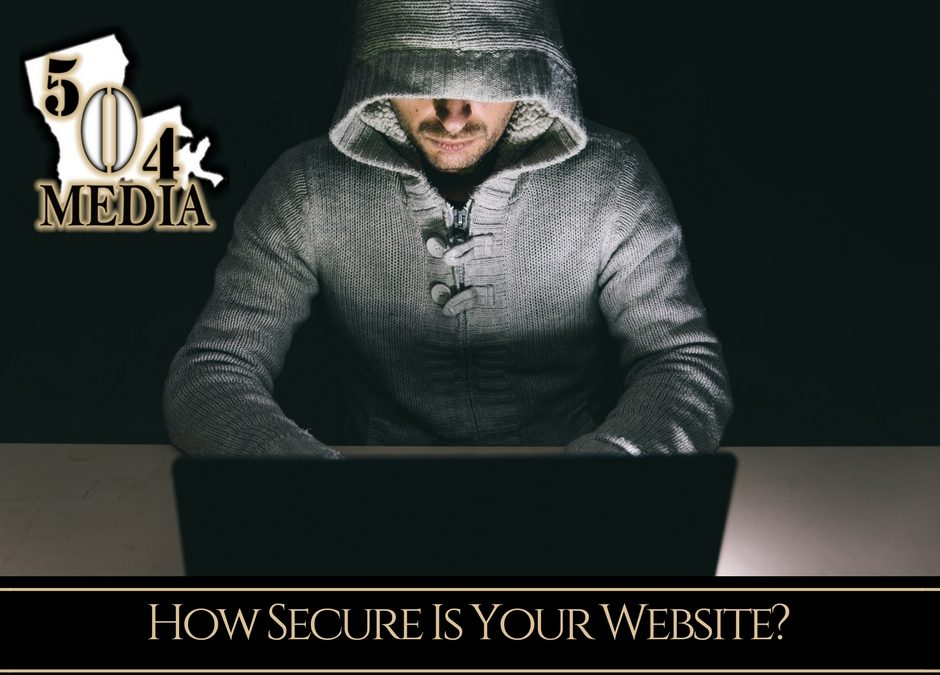 How Much Is Security Worth To You?