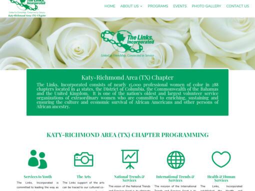 Katy-Richmond Area (TX) Links – Web Design